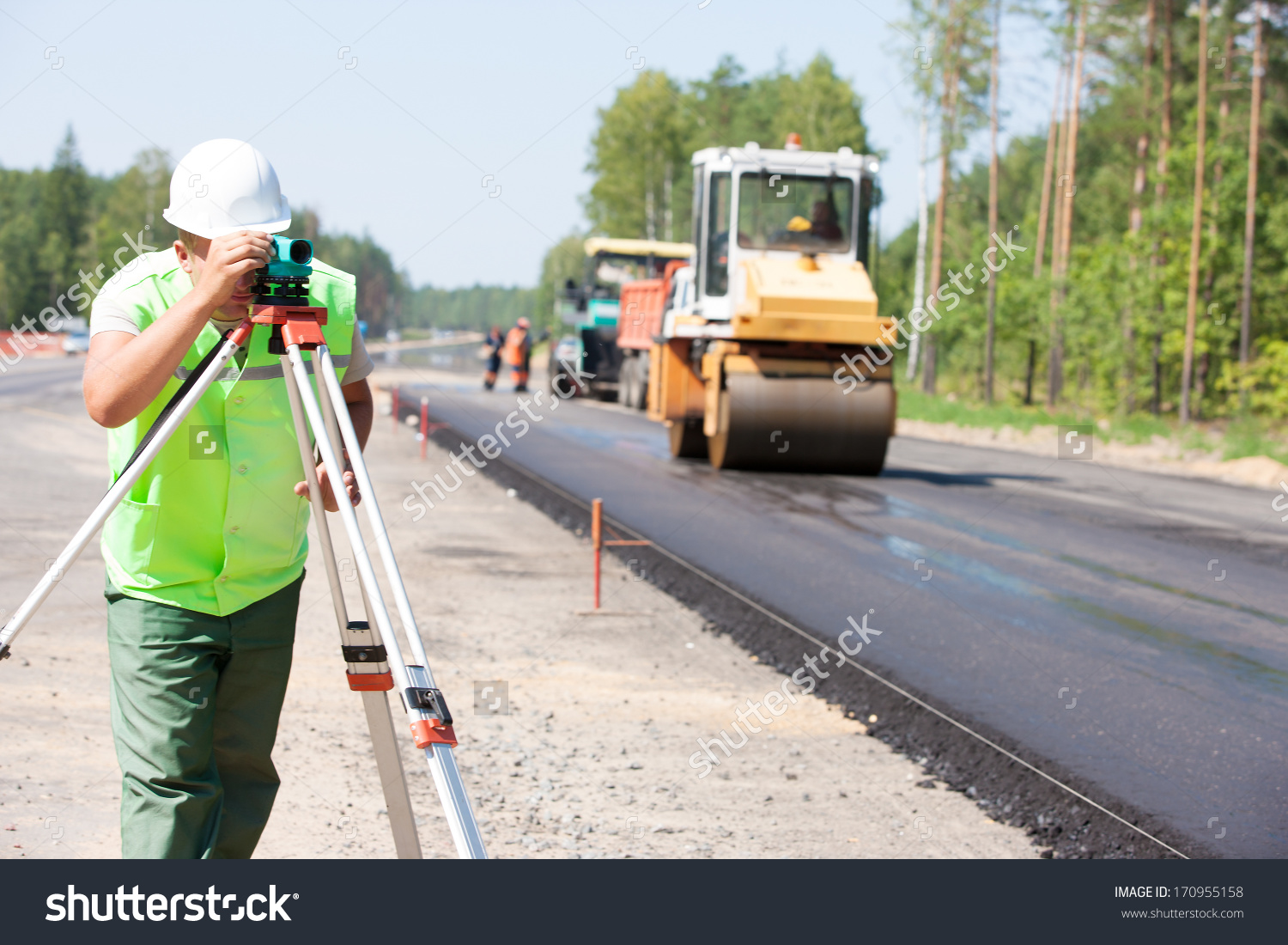 stock-photo-surveyor-engineer-worker-making-measuring-with-theodolite-instrument-equipment-during-construction-170955158