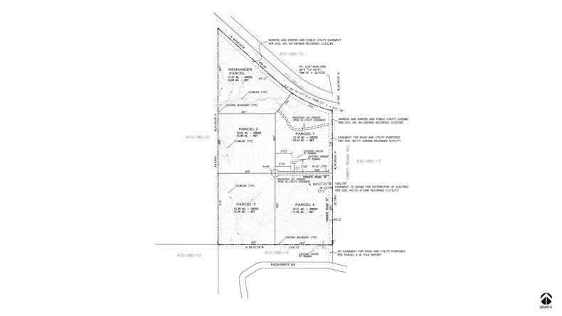 03-Parcel-Campo-Site Map