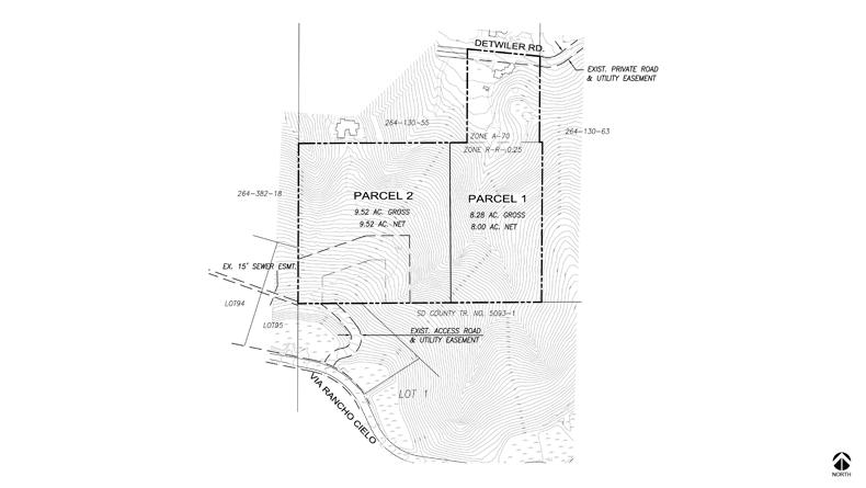 Parcel-Lanzer Site Plan