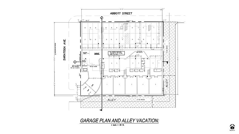 06-Planning-Ocean Park Village-Garage