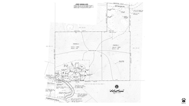 Tentative & final parcel maps
