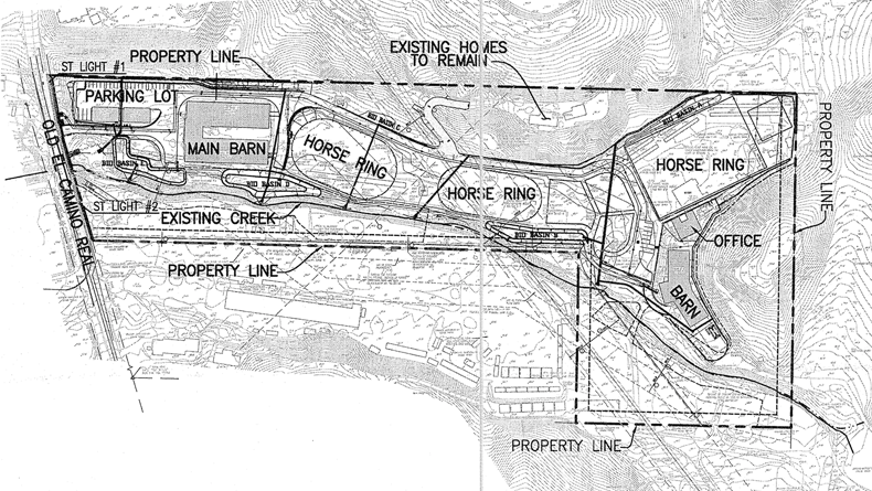 03-Commercial-Cavallo Farms-Site Map