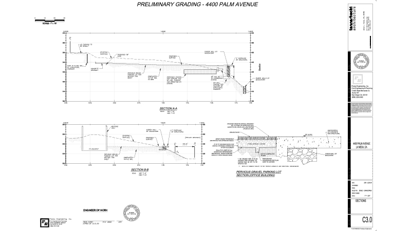 05_Florez Civil Engineering-4400 Palm-Prelim Grading 2