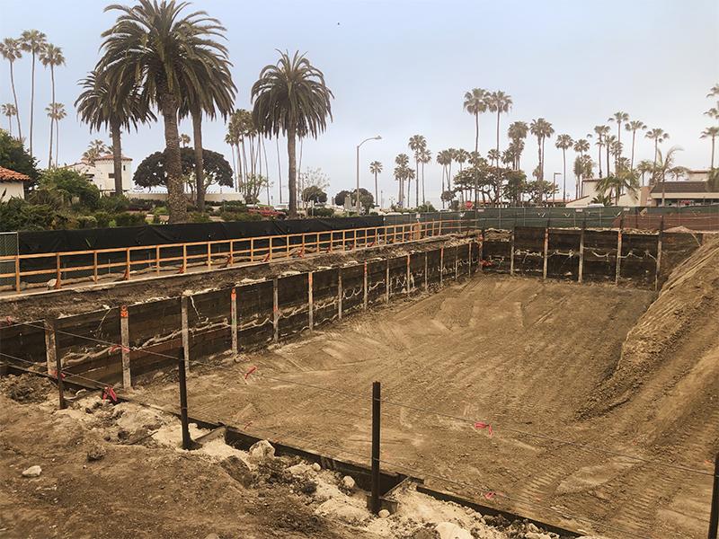 San Clemente Event Center-Parking Lot Grading by Florez Engineering-web